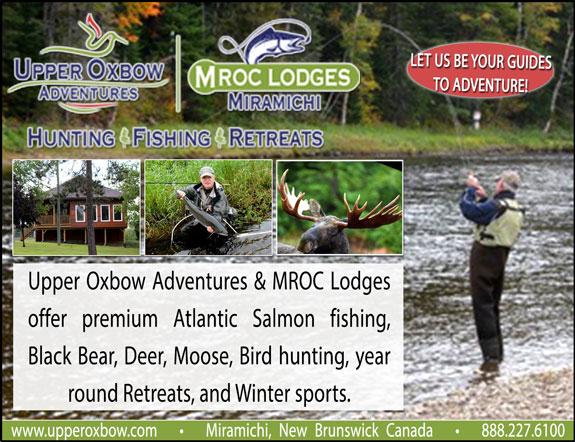 Upper Oxbow Outdoor Adventure