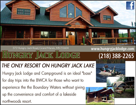 Hungry Jack Lodge and Campground