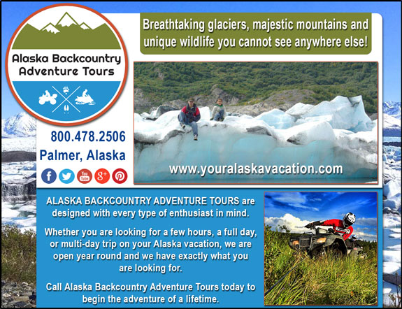 Alaska Back Country Adventure Tours