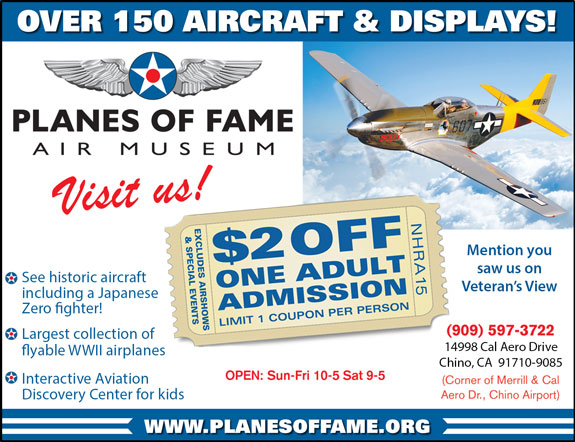 The Air Museum Planes of Flame