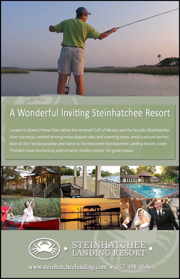 Steinhatchee Landing Resort