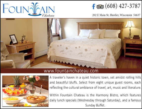 Fountain Chateau Bed and Breakfast