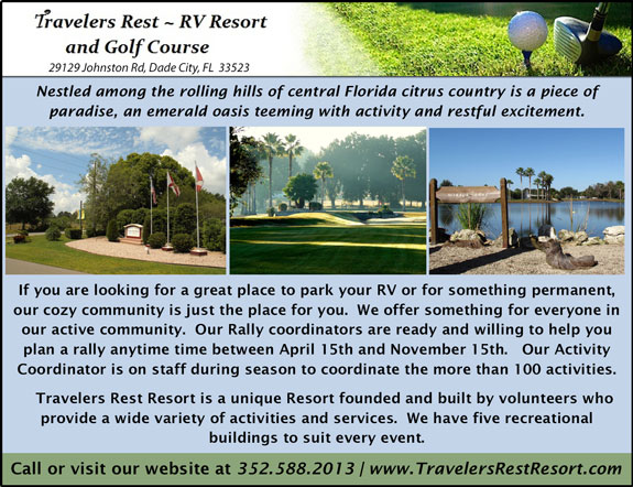 Travelers Rest Resort