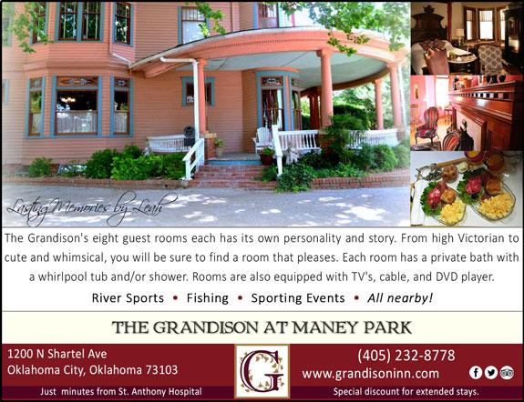 The Grandison Inn Bed and Breakfast