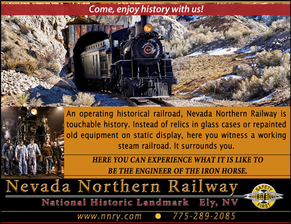 Nevada Northern Railway Museum