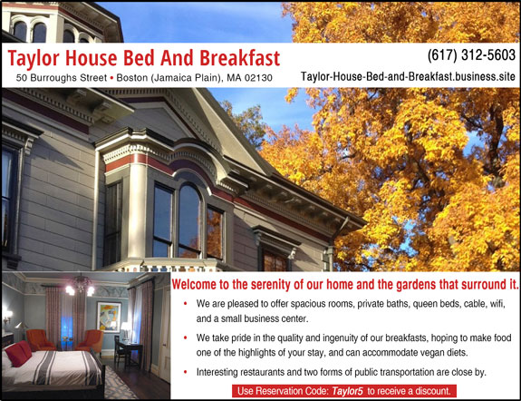 Taylor House Bed and Breakfast