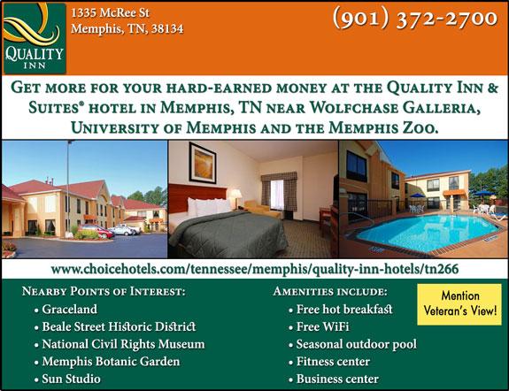 Quality Inn - Memphis