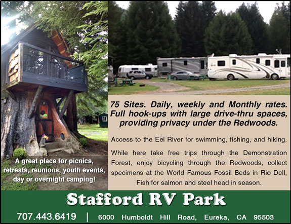 Veteran's View - RV Resorts / Campgrounds - California