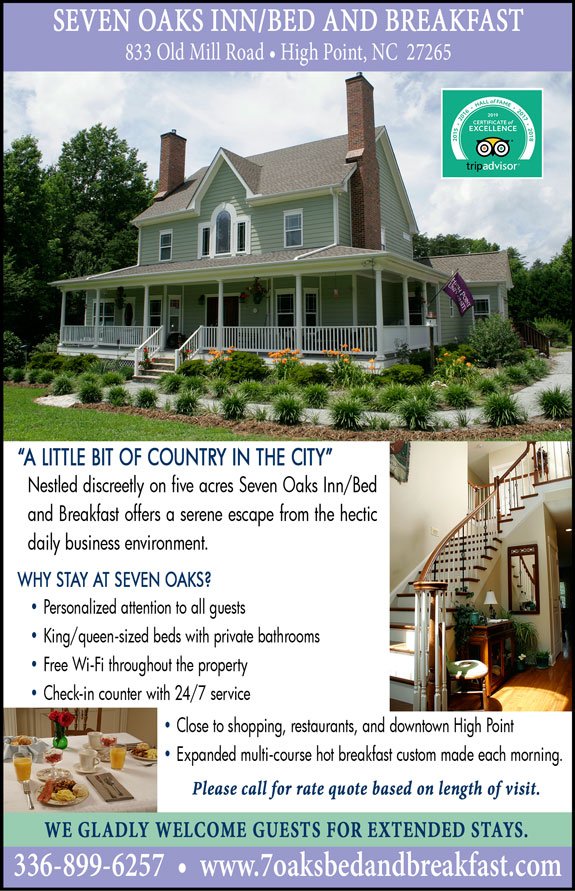 Seven Oaks Inn Bed & Breakfast