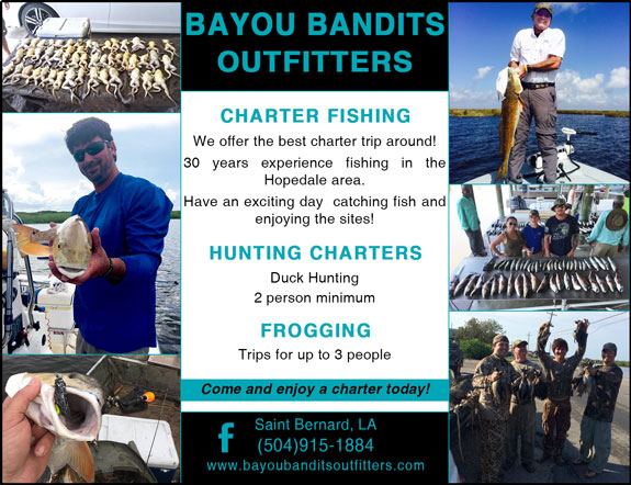 Bayou Bandits Outfitters
