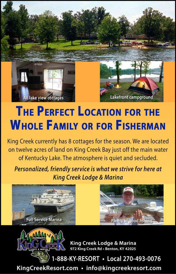 King Creek Lodge and Marina
