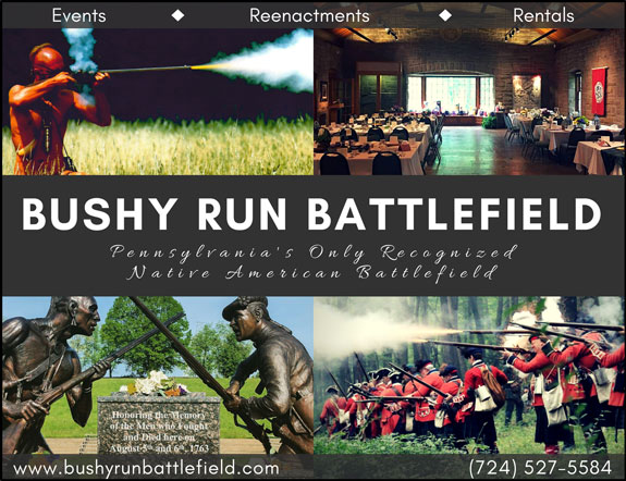 Bushy Run Battlefield Society