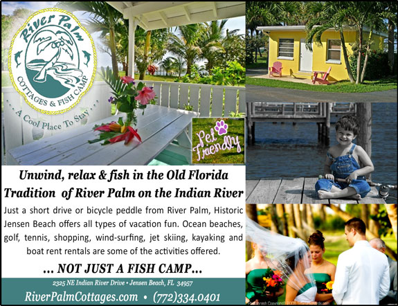 River Palm Cottages and Fish Camp