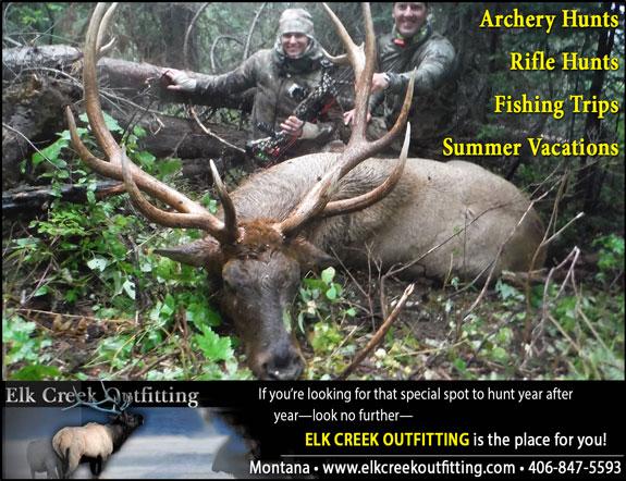 Elk Creek Outfitting