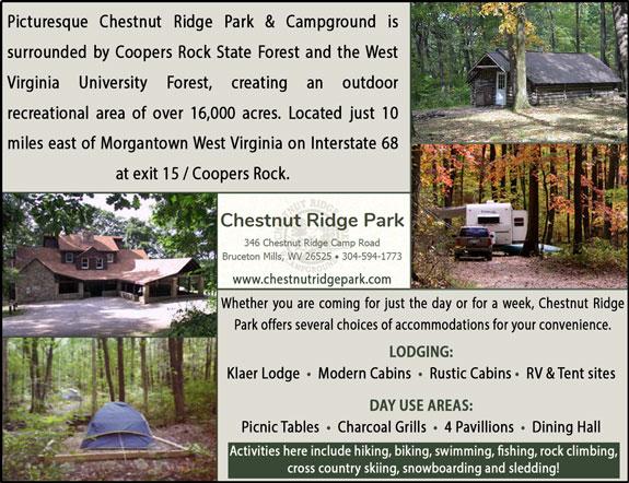Chestnut Ridge Park & Campground
