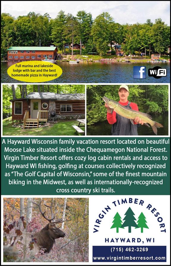 Virgin Timber Resort