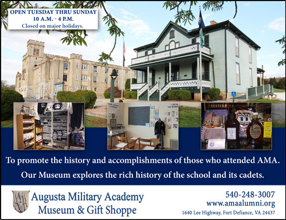 Augusta Military Academy Museum