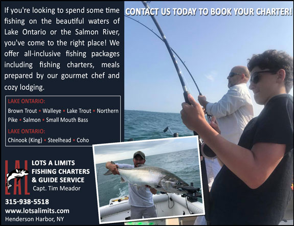 Lots A Limits Fishing and Charter Service