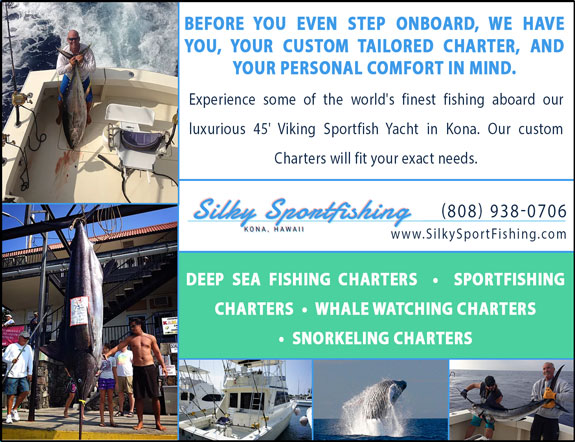 Silky Sport Fishing