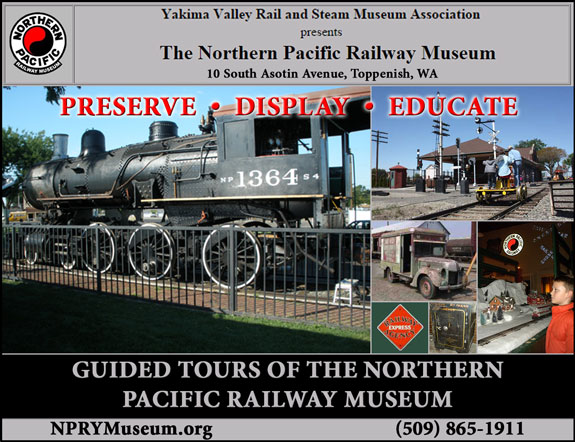 Northern Pacific Railway Museum