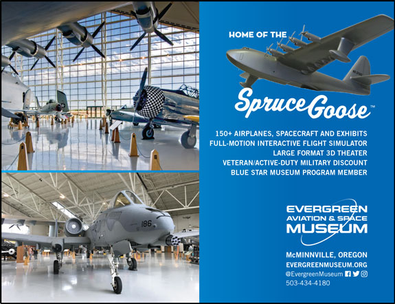 Evergreen Aviation and Space Museum
