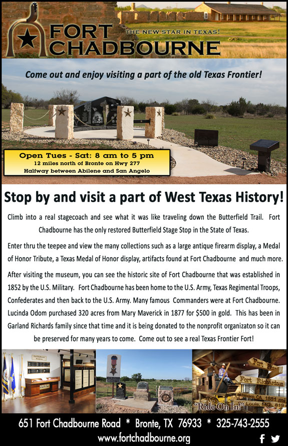Fort Chadbourne Foundation