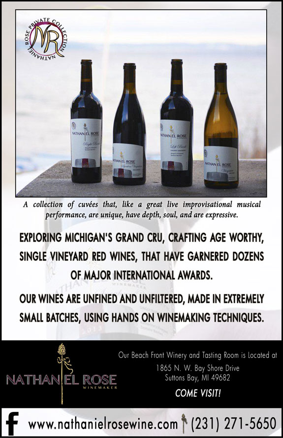 Nathaniel Rose Wine