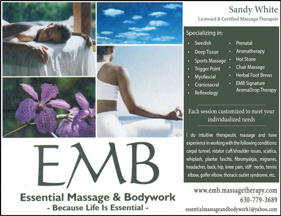 EMB Essential Massage Therapy