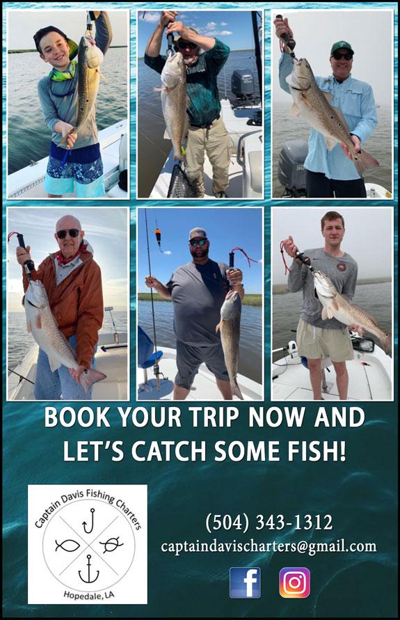 Captain Davis Fishing Charters