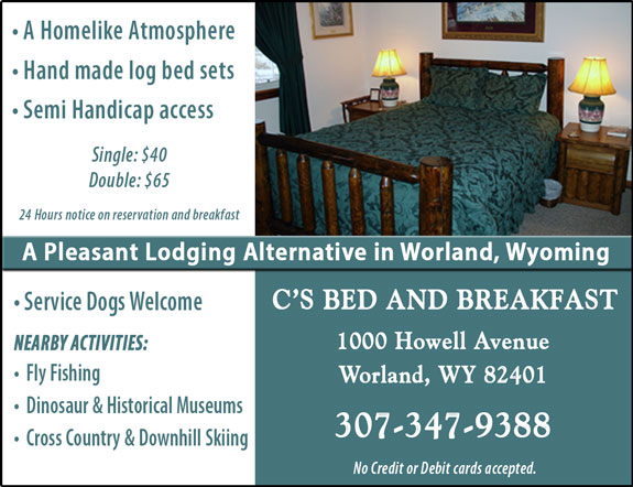C's Bed and Breakfast