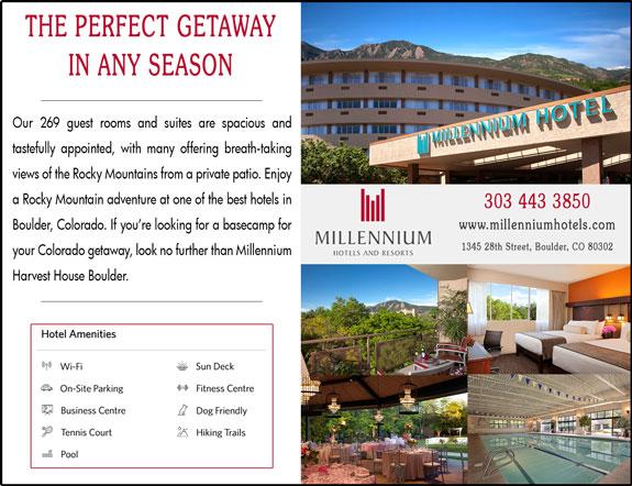 Millennium Harvest House Hotel