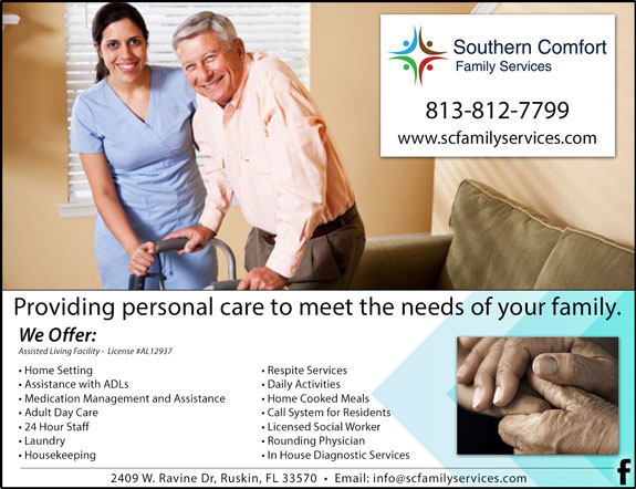 Southern Comfort Family Services