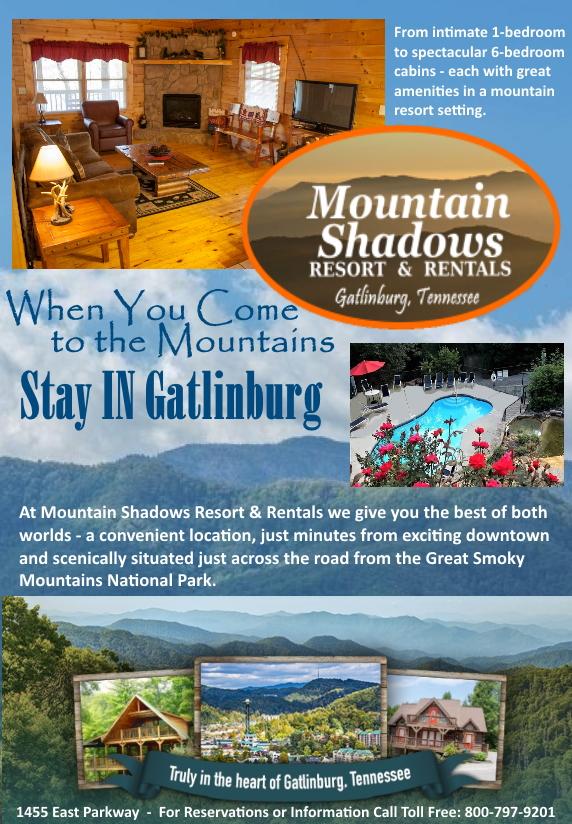 Mount Shawdows Resort