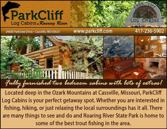 ParkCliff Log Cabins