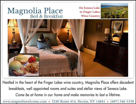Magnolia Place Bed & Breakfast