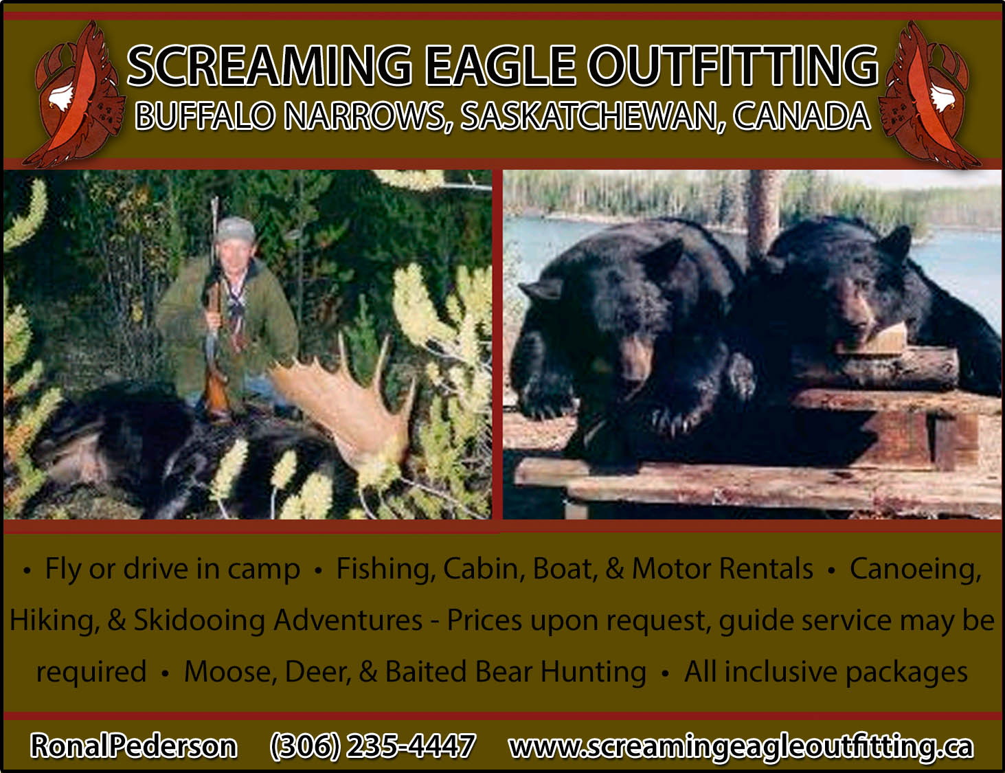 Screaming Eagle Outfitters