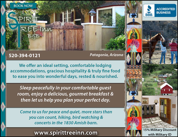 Spirit Tree Inn Bed and Breakfast