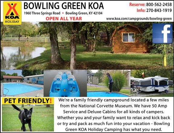 Bowling Green KOA