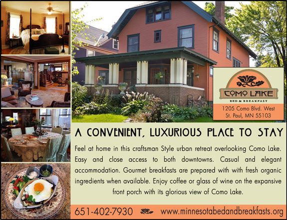 Como Lake Bed and Breakfast