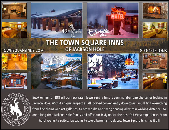 Town Square Inns of Jackson Hole