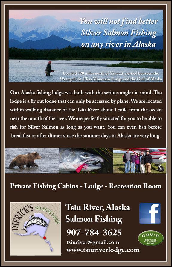 Dierick's Tsiu River Lodge