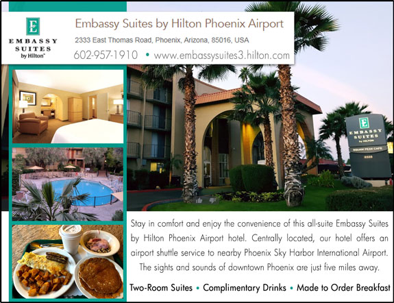 Embassy Suites by Hilton by Phoenix Airport