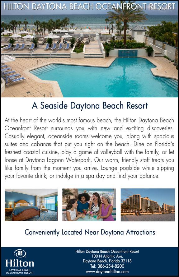 Hilton Daytona Beach Resort/Ocean Walk Village