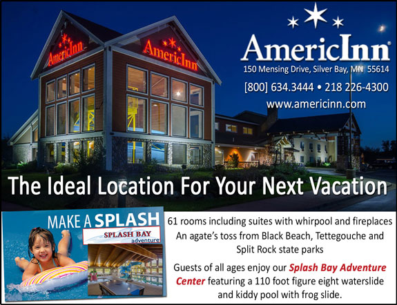 AmericInn Lodge and Suites - Silver Bay