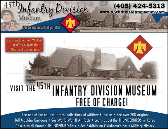 The 45th Infantry Division Museum