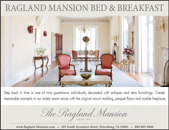 The Ragland Mansion
