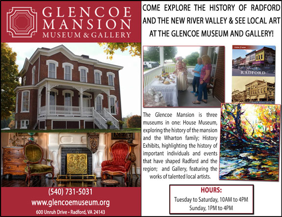 Glencoe Mansion Museum and Gallery