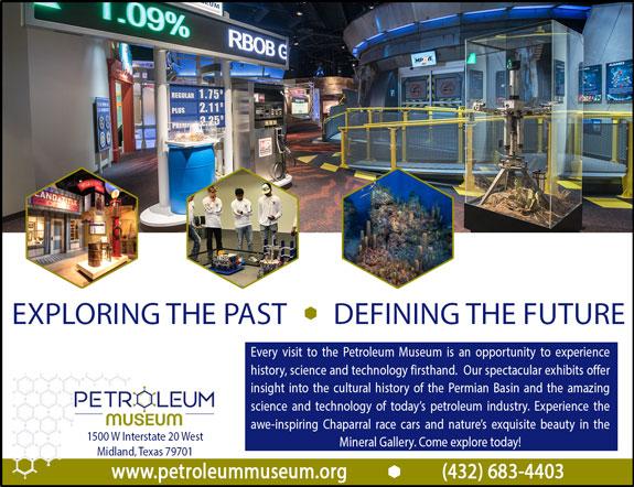 Permian Basin Petroleum Museum & Library
