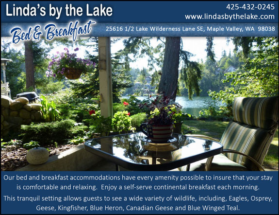 Linda's by the Lake Bed and Breakfast