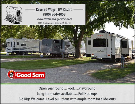 Covered Wagon RV Resort